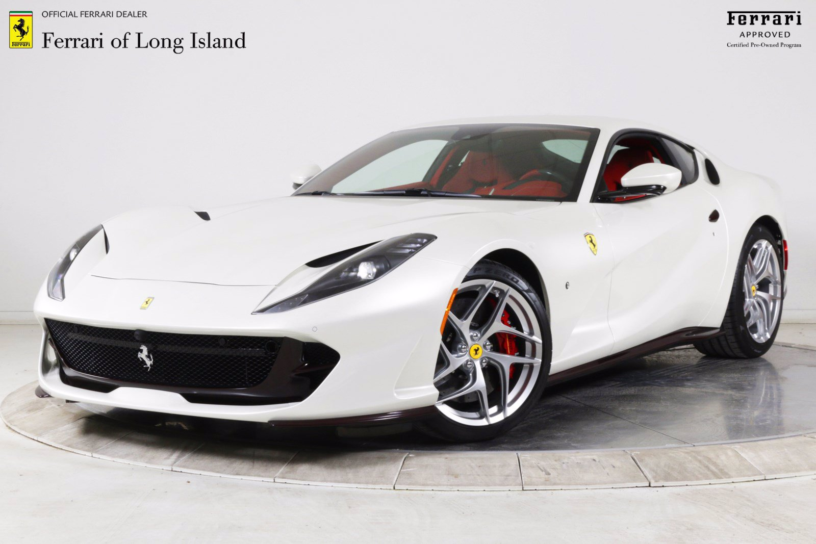 Pre-Owned 2020 Ferrari 812 SUPERFAST